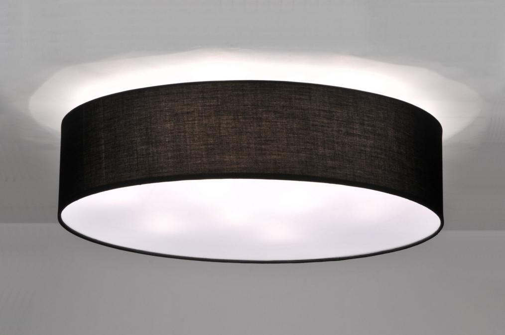 Vaak Led verlichting : Ronde led plafondlamp 100cm HR53