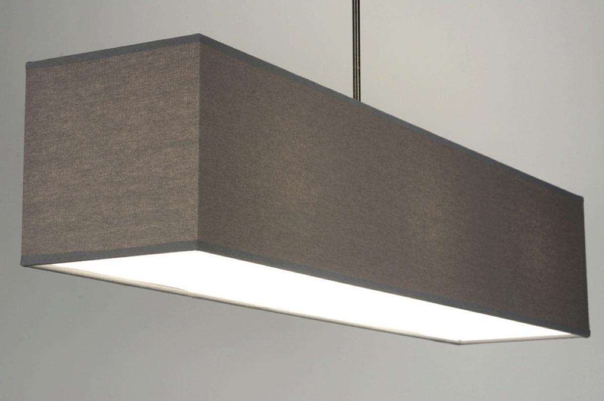 Hanglampen Hanglamp Rechthoek 150cm